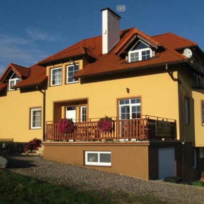 dom od strony zachodniej 1024x768 400x400 Dom pod Ptasią Górą