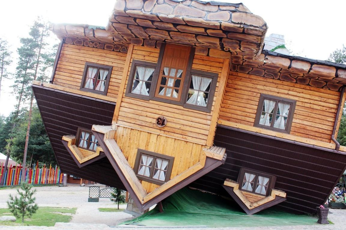 dom dogory nogami Atrakcje