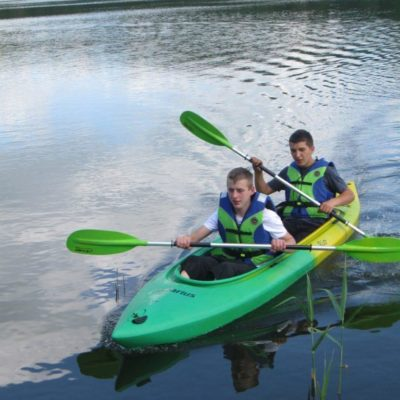 img 5414 768x1024 400x400 Szlak kajakowy jezioro Patulskie Ostrzyckie rzeka Radunia