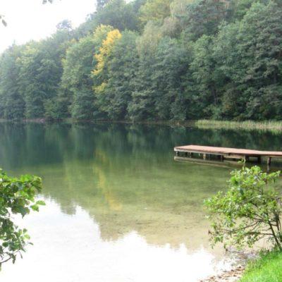 Jezioro zamkowisko
