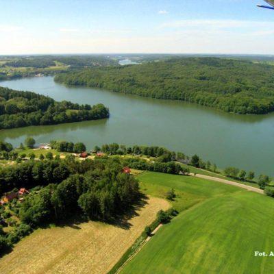 kopia jez.ostrzyckie 2 1024x768 400x400 Szlak kajakowy jezioro Patulskie Ostrzyckie rzeka Radunia