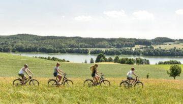Trasy rowerowe na Kaszuvach