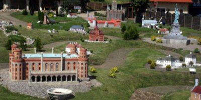 W Kaszubskim Parku Miniatur macie okazję poczuć się jak prawdziwe kaszubskie olbrzymy – Stolemy, odbywając jednocześnie wspaniałą podróż dookoła świata. Odległość: 26 km