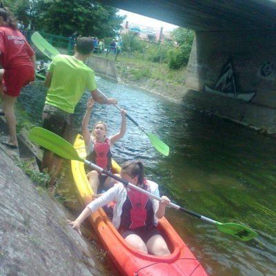 zdjecie0312 768x1024 400x400 Szlak kajakowy jezioro Patulskie Ostrzyckie rzeka Radunia