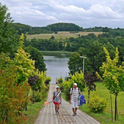 6 Aleja spacerowa do jeziora Patulskiego 400x400 Atrakcje
