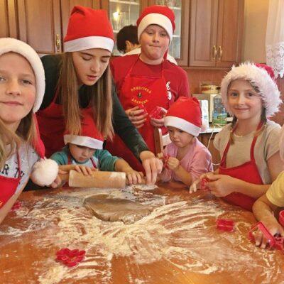 pieczenie ciasteczek 400x400 Atrakcje