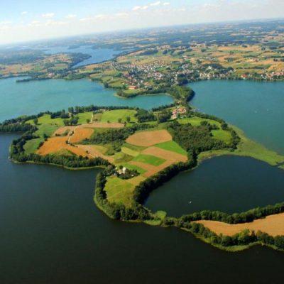 kopia jez.chmielenskie 1024x680 400x400 Szlak kajakowy jezioro Patulskie Ostrzyckie rzeka Radunia